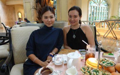 Modern Day Mavens: Nicole Whisenhunt and Kai Lim